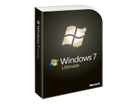 Microsoft Windows 7 Ulitmate Full DVD